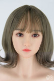 ロリドール MyLoliWaifu ラブドール 150cm Dカップ 明莉Akari シリコンヘッド+TPEボディ