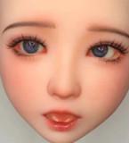 Real Girl アニメ系ラブドール 146cm #A1ヘッド(掲載画像は実物写真)TPE製人形