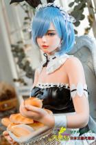 キャラクター人形 GD Sino シリコン製 ラブドール 156cm Cカップ G1ヘッド 洛紫
