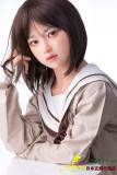 MyLoliWaifu ラブドール 145cm Aカップ 明莉Akari シリコンヘッド+TPEボディ 頭部材質&ヘッド選択可