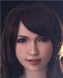 【新型ヘッド】ラブドール Sanhui Doll シリコン人形 156cm #34ヘッド お口の開閉機能選択可