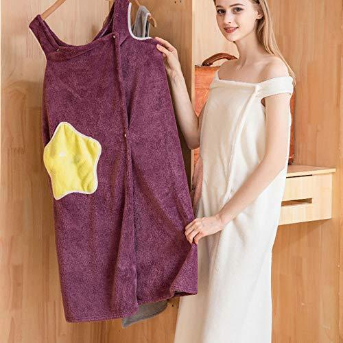 Coral Fleece Bathrobes For Women