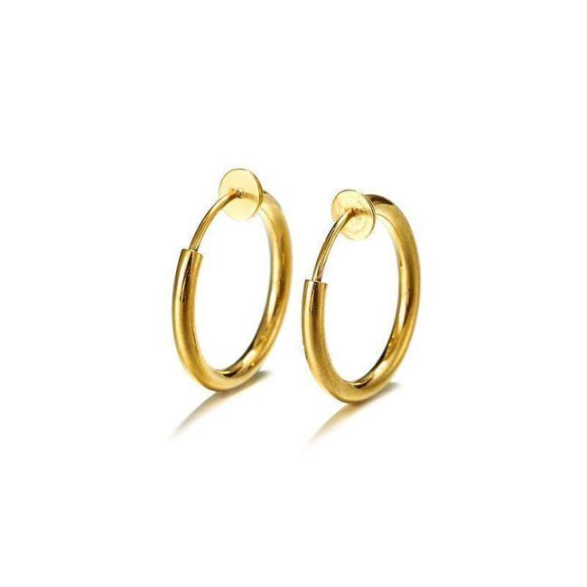 Retractable Earrings