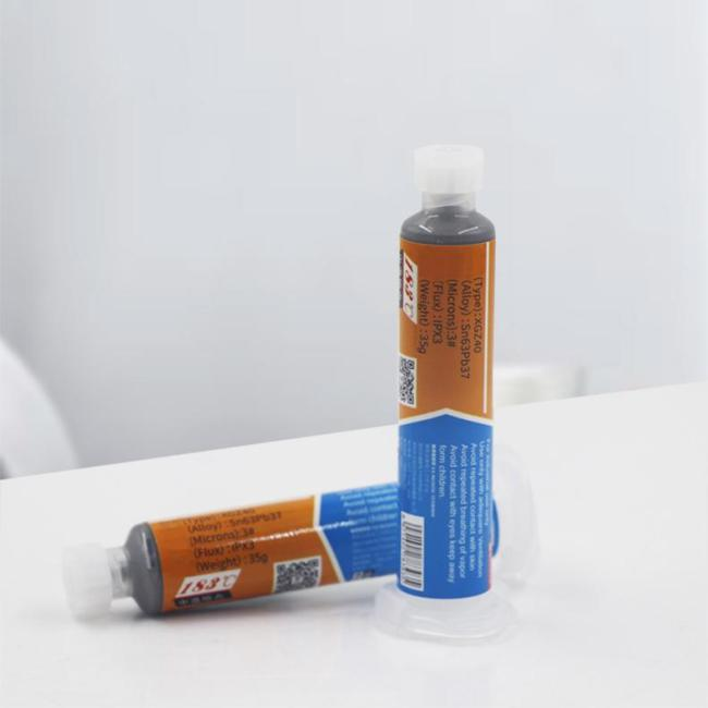 10CC Flux Strong Adhesive  Syringe Solder Paste