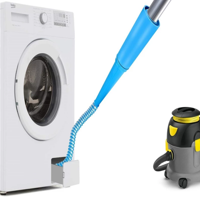 Flexible Lint Remover Vacuum Hose Attachment