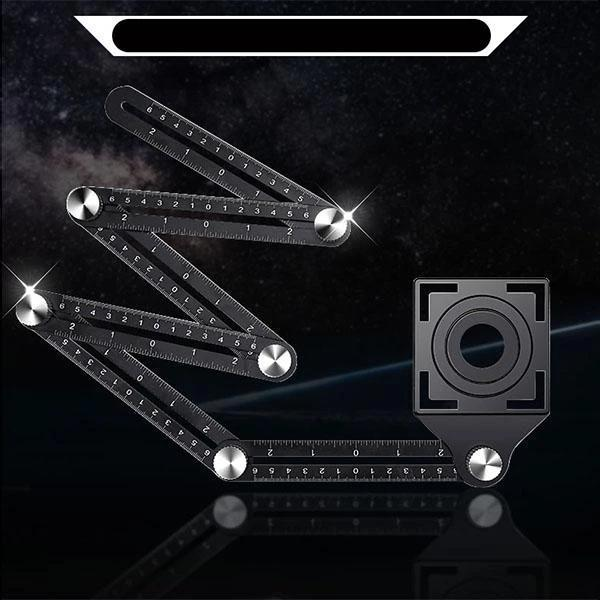 Universal Six-Sided Angle Measuring Locator