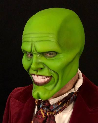 Halloween Big Price Cut - Realistic silicone mask Cuban Pete