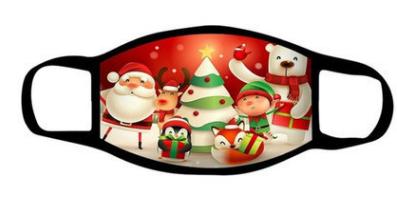 Custom Christmas Masks