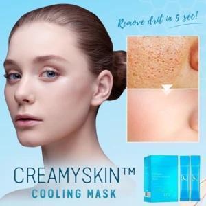 Ice Cream Cooling Body Mask
