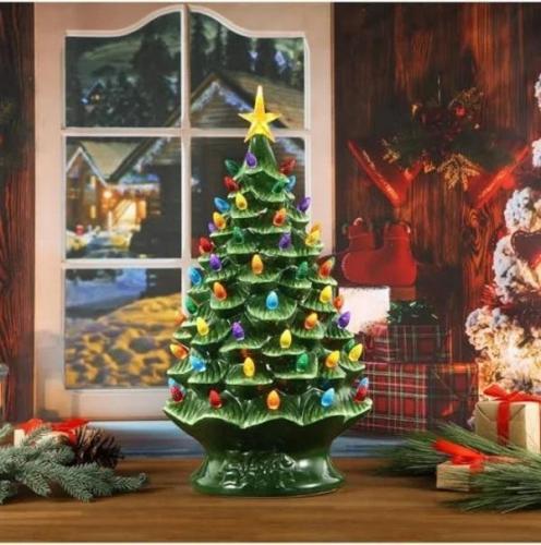 Christmas Sale! Christmas Nostalgic Cake Tree