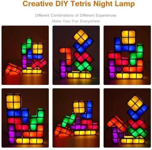 THE TETRIS LIGHT