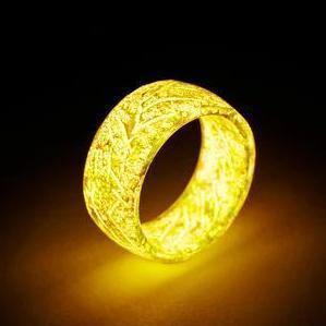 Amazing Ring - Glow In The Dark🎇🎇