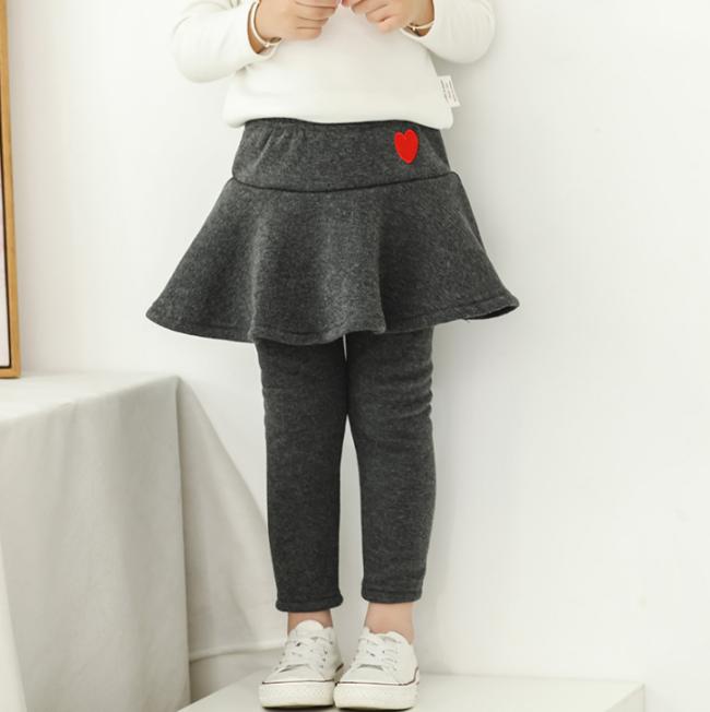 🎄Christmas Gift🎄-Sabrina Plush Skirt Leggings
