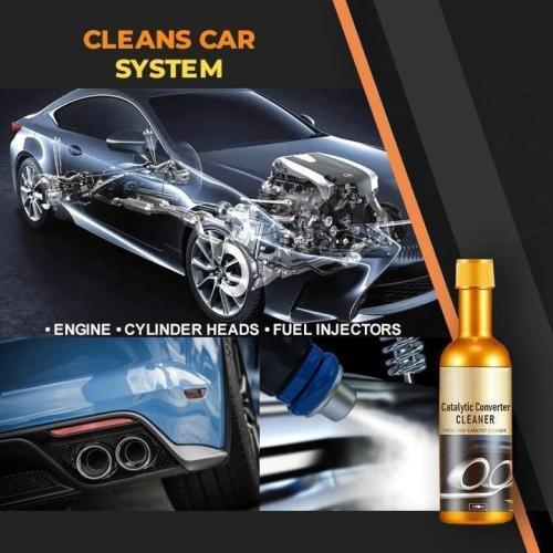 Catalytic Converter Cleaner