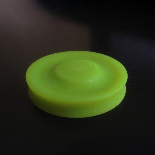 Mini Pocket Flexible Soft Zip Chip Frisbee-New Spin in Catching Game