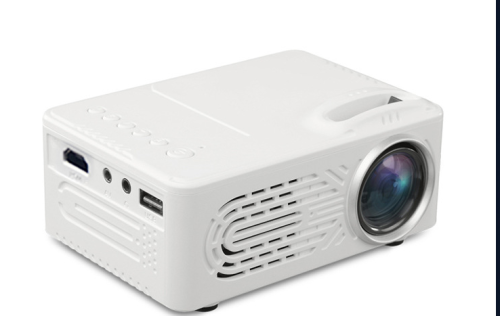 Mini Projector, 1080P and 170'' Display Supported, Portable Movie Projector