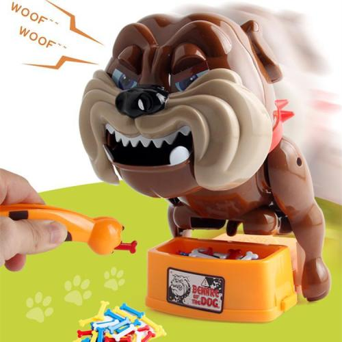 Plake out! Bad Dog