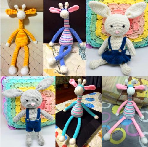 🎀Crochet Cute Critters: 26 Easy Amigurumi Patterns