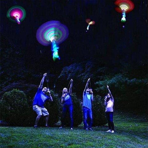 LED Helicopter Shooters