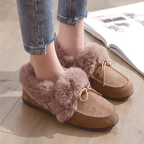 Casual Fashion Flat boots