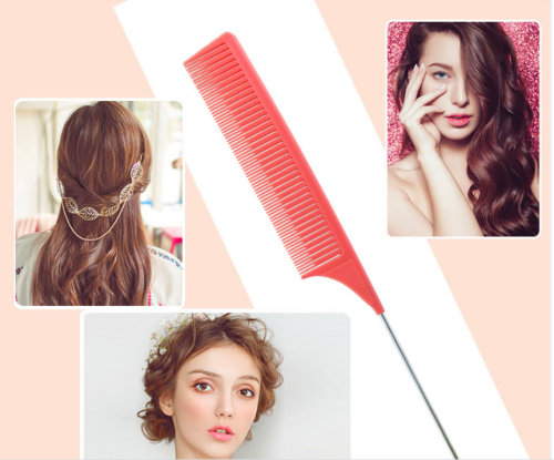 PREMIUM RAT TAIL COMB SET / 3 SIZES WITH SPECIAL DESIGN / PERFECT FOR BABYLIGHTS, BALAYAGE AND HIGHLIGHTS
