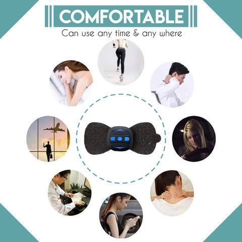 Portable Mini Cervical Massager