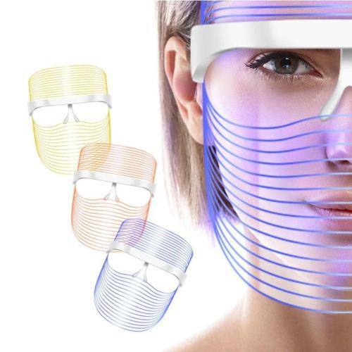 LED Rejuvenating Facial Mask