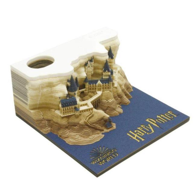 Castle Three-dimensional Model Collector's Edition