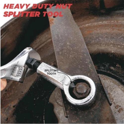 Super Heavy-Duty Nuts Splitter Tools