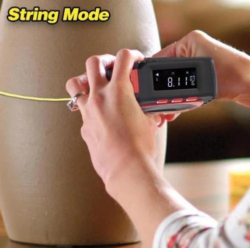 3-in-1 Digital Measuring Tape