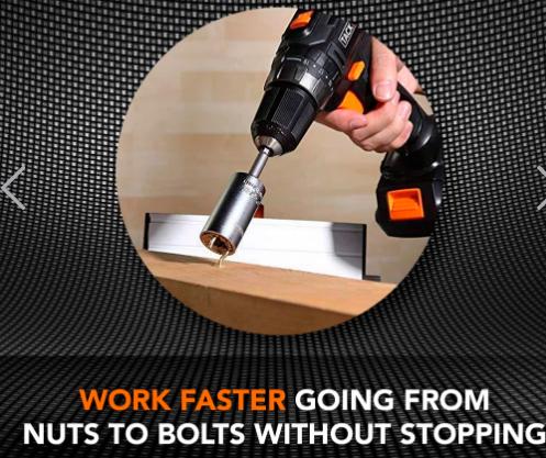 The Super tools-Unscrew Any Bolt!