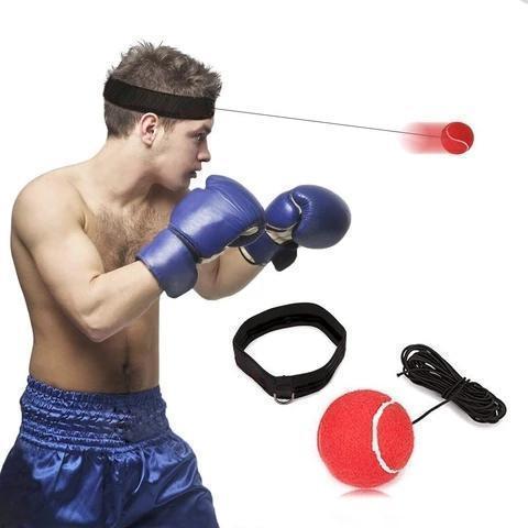 (CHRISTMAS PRE SALE - SAVE 50% OFF) Boxing Reflex Ball Headband