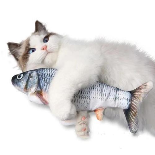 Cat Toy Dancing Fish