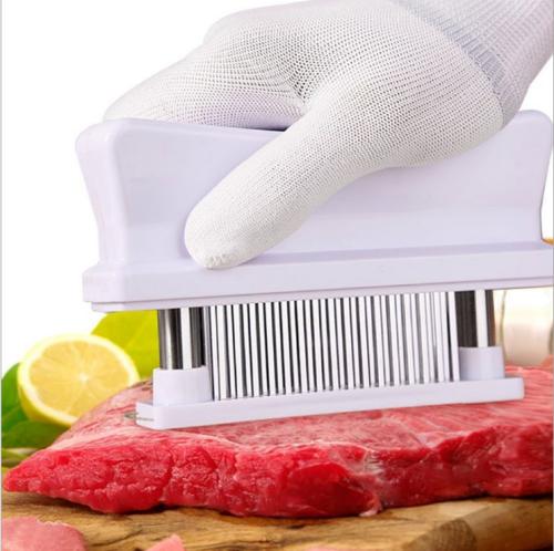 Meat Tenderizer Tool 48 Blades Stainless Steel