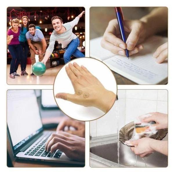 Arthritis Wrist & Thumb Magnetic Therapy Glove