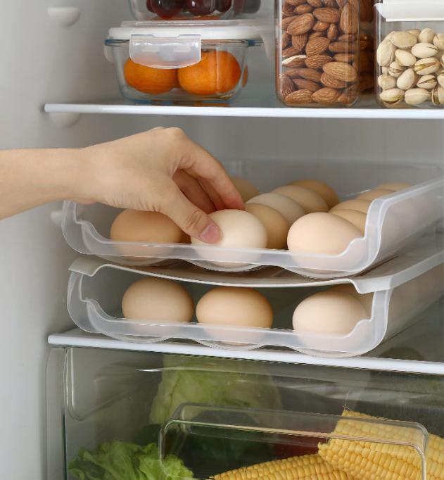 Egg Storage Box-Simple Style
