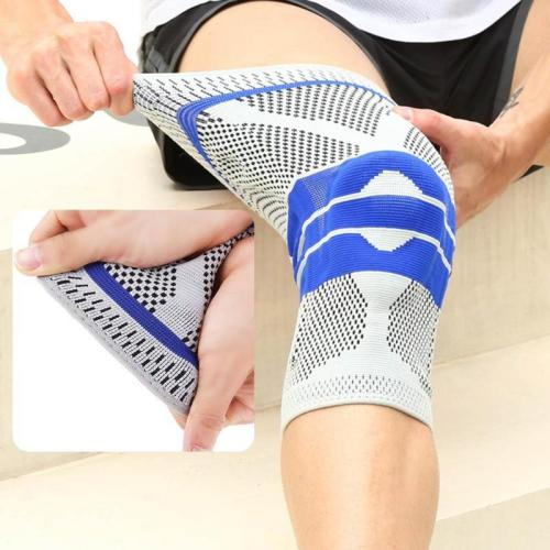 Support Silicone Anti-collision Knee Pads
