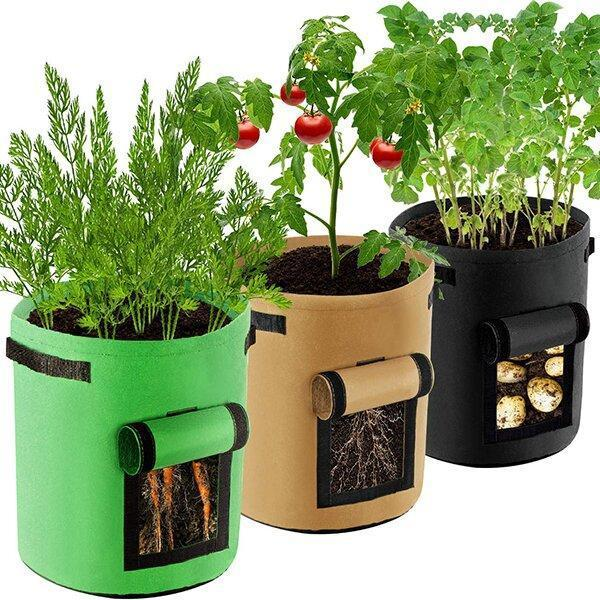 2021 Fruits Vegetables Planting bag