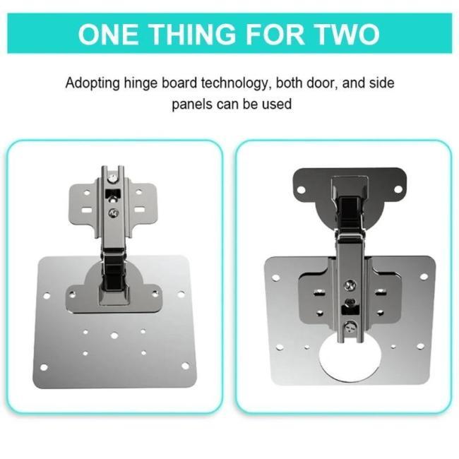 Hinge Side Plate Repair Piece