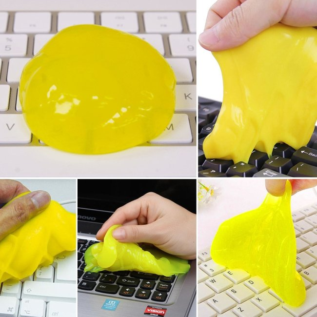 Cleaning Putty Gel