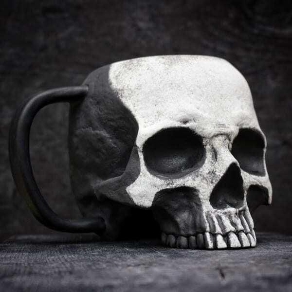 Skull Cup