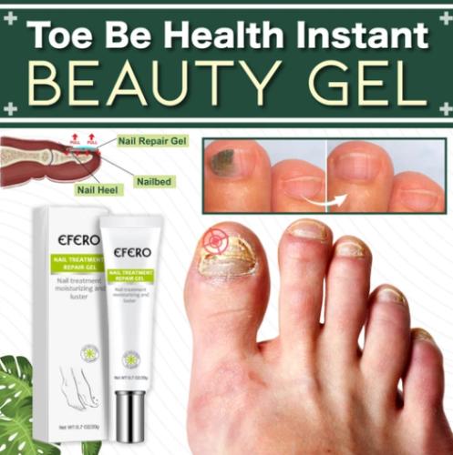 Toe Be Health Instant Beauty Gel
