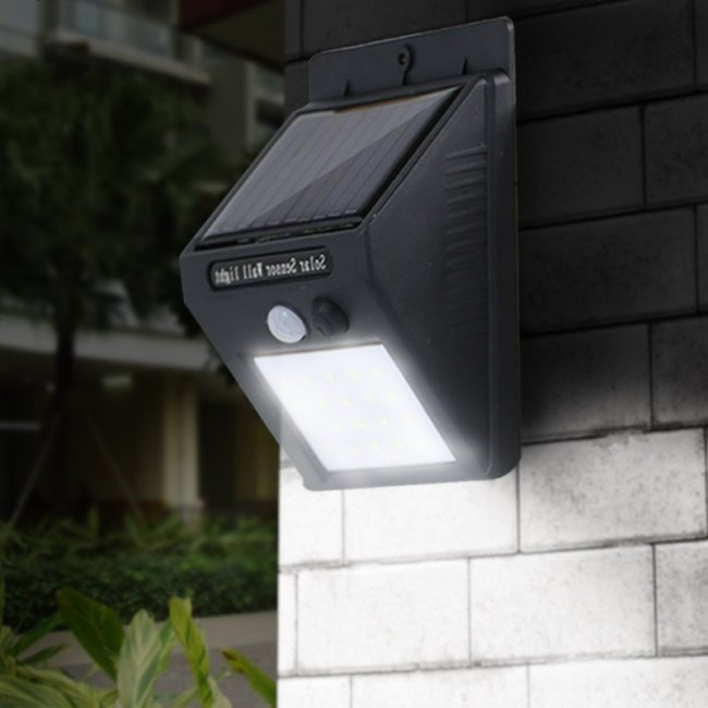 Introducing The First Ultra-Bright Floodlight You Can Put Anywhere You Want Even If There Isn't Electricity