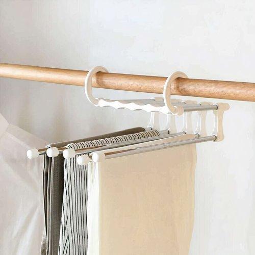 Multi-Functional Pants Rack