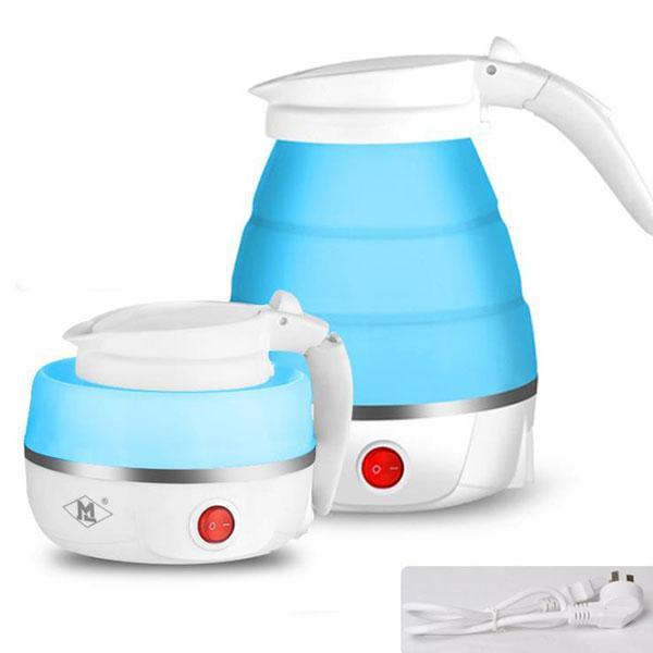Travel Folding Electric Kettle Household Mini Portable Small Kettle Automatic Power Off Insulation