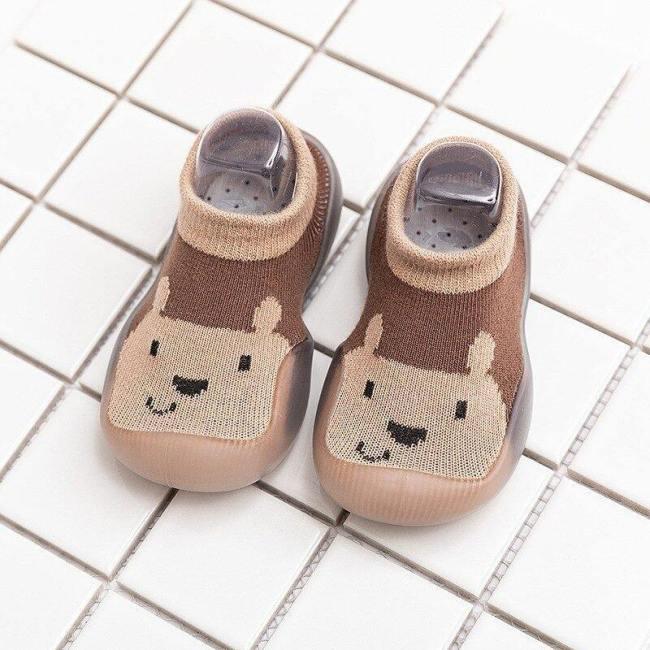 NON-SLIP BABY SLIPPERS