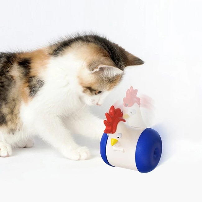 ROOSTER TYPE-LASER CAT TOY