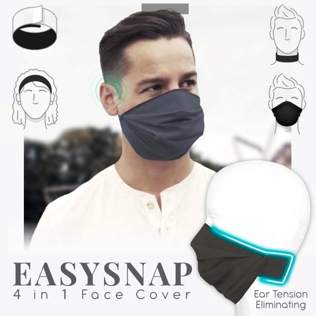 EasySnap 4 in 1 Face Cover