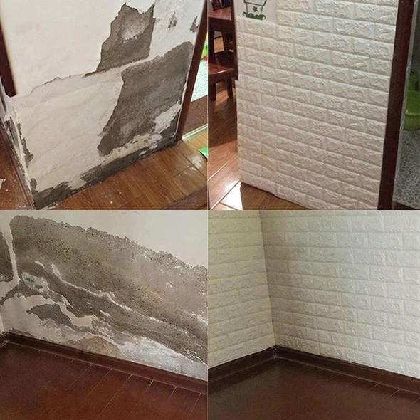 3D Wall Panels Peel and Stick Wallpaper -71.0 cm * 71.0 cm * 80.0 cm