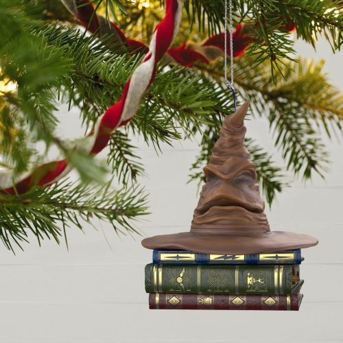 Harry Potter Sorting Hat Ornament With Sound and Motion